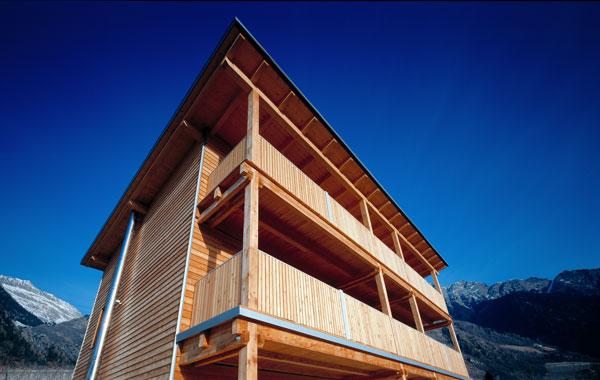 Case in legno a regola d'arte