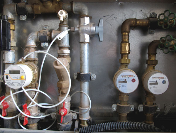 In edifici costruiti dopo il 30 giugno 2000 il rilevamento del consumo di energia di ogni singola utenza è già obbligatorio.