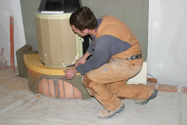 Piastrelle per stufa a pellet raviscioni srl edilizia · stufe