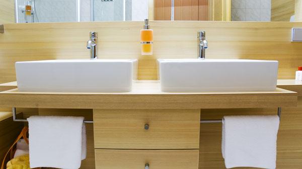 Il bagno i mobili